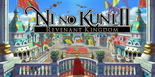 Скриншот  1 - Ni no Kuni II: Revenant Kingdom (Steam Ключ)
