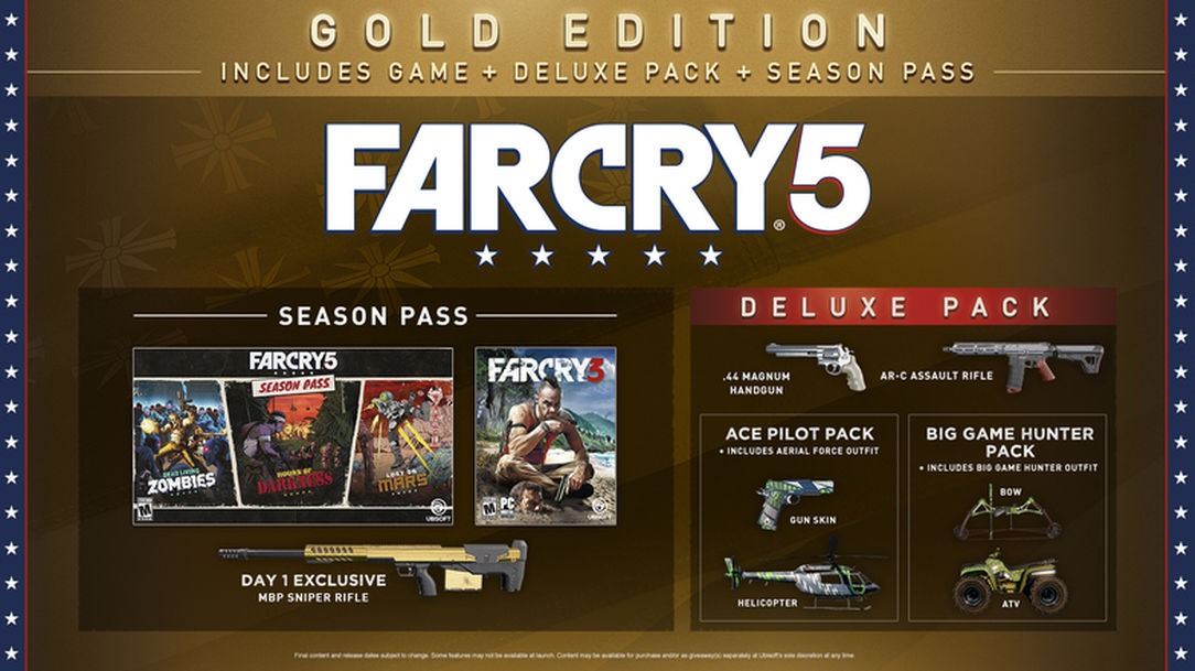 Скриншот  1 - Far Cry 5 — Gold Edition