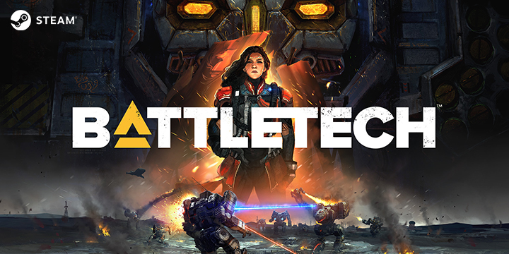 BATTLETECH Standard (Steam Key, Russia/CIS)