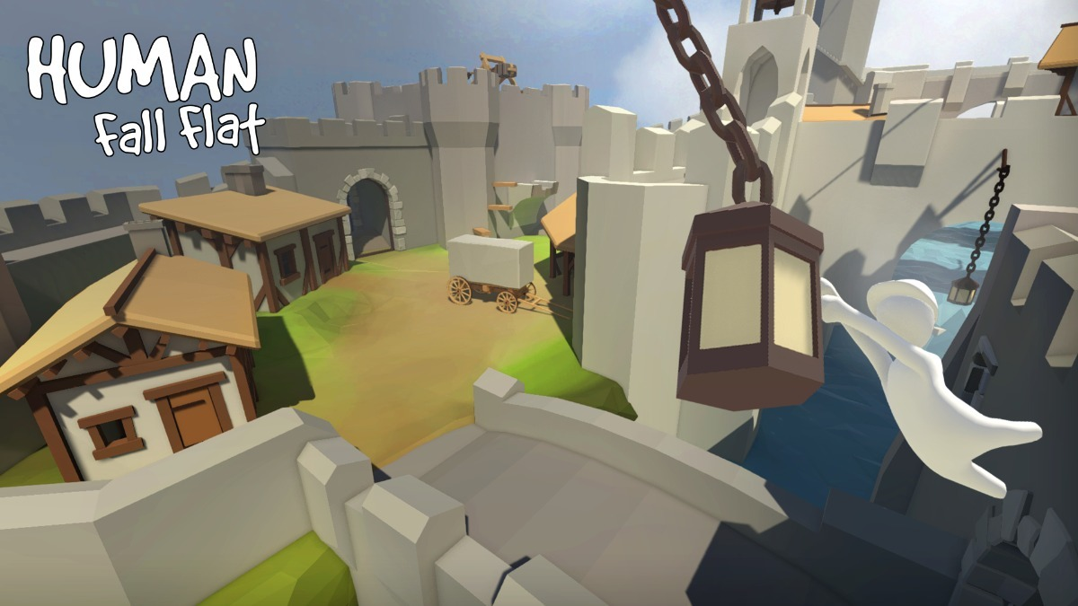 Human: Fall Flat (Steam Key. Ru/CIS)