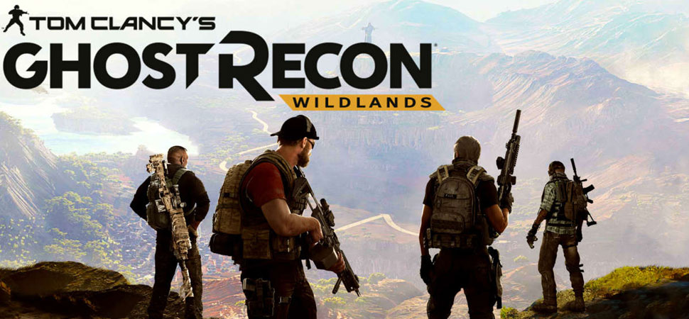 Tom Clancy´s Ghost Recon Wildlands (Uplay. Russia / CIS