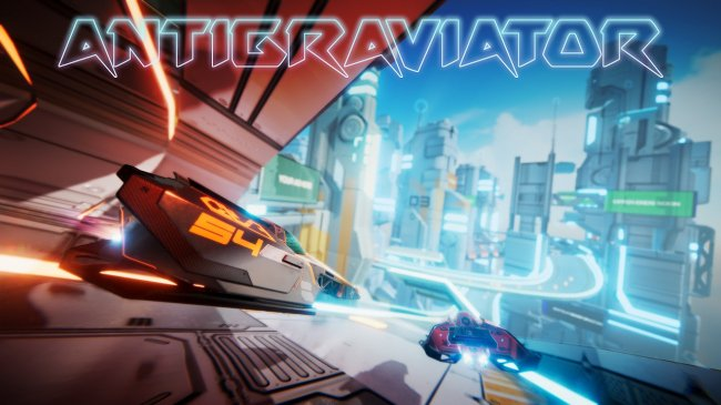 Antigraviator (Steam Key, Russia / CIS)