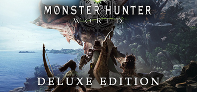 MONSTER HUNTER: WORLD Digital Deluxe (Steam Key Ru/CIS)
