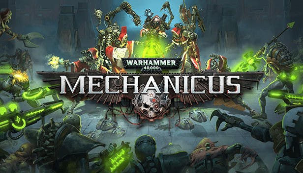 Warhammer 40 000: Mechanicus (Steam Key. Russia/CIS)
