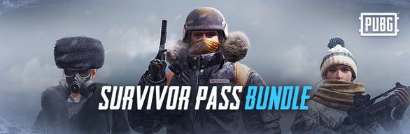 PUBG - Survivor Pass: Badlands (Steam Key. Global)