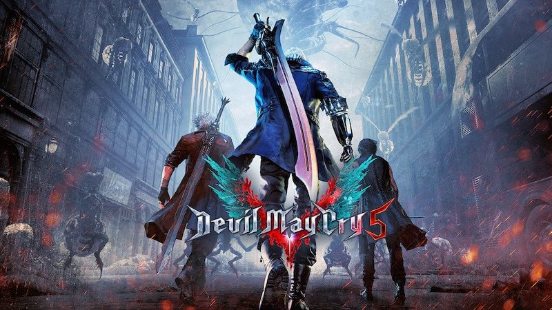 Devil May Cry 5 (Steam Key) 2019