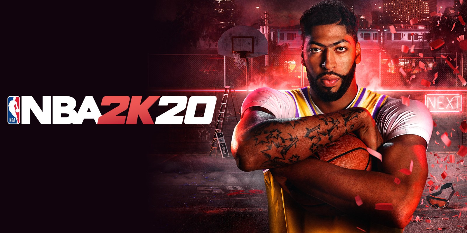 NBA 2K20 (Steam key. Russia/CIS)