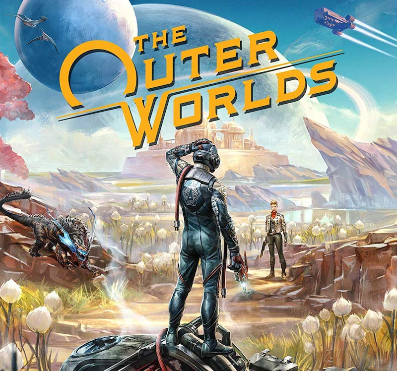 The Outer Worlds (Epic key. Russia/CIS)