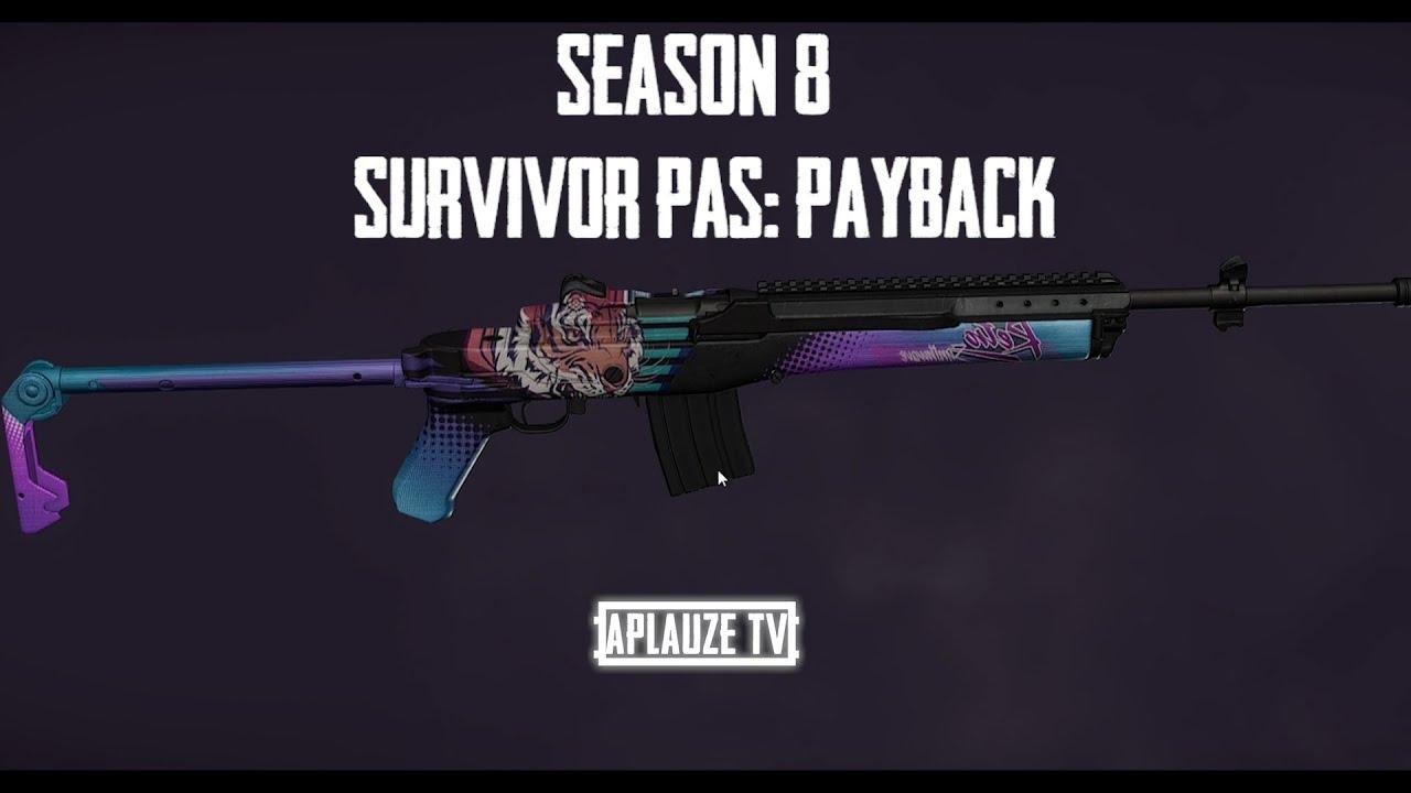 PUBG - Survivor Pass: Payback (Steam. Глобальный Ключ)