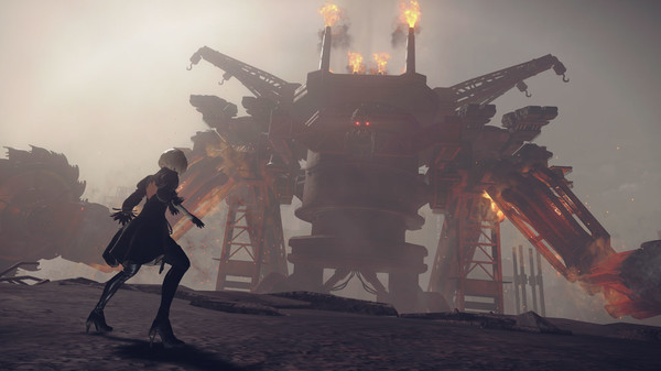NieR: Automata (Steam Key RU\CIS) + BONUS