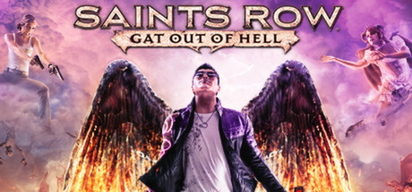 SAINTS ROW 4 IV Gat Out Of Hell 🎁WHOLESALE