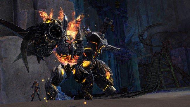 Скриншот  4 - GUILD WARS 2: PATH OF FIRE