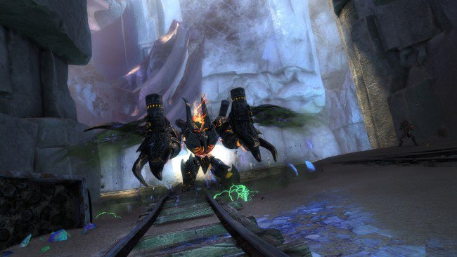 Скриншот  3 - GUILD WARS 2: PATH OF FIRE