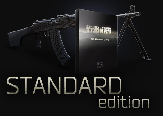 ESCAPE FROM TARKOV (Standard) ✅OFFICIAL RU/UA/CIS