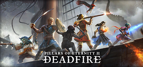 Pillars of Eternity 2 II: Deadfire ✅STEAM