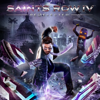 SAINTS ROW 4 IV Re-Elected ✅+BONUS