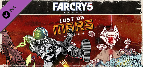 Far Cry 5 - Lost on Mars ✅Uplay+БОНУС