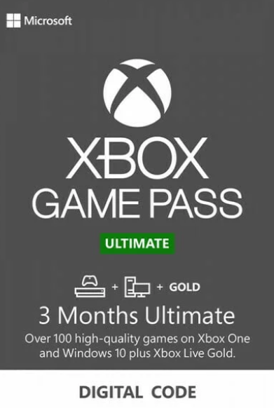 XBOX GAME PASS ULTIMATE 3 month 🌎REGION FREE