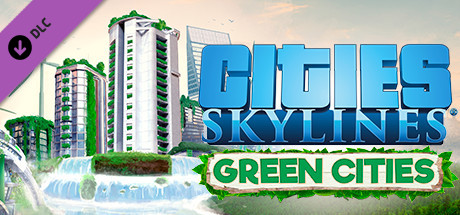 CITIES: SKYLINES - GREEN CITIES ✅STEAM + BONUS