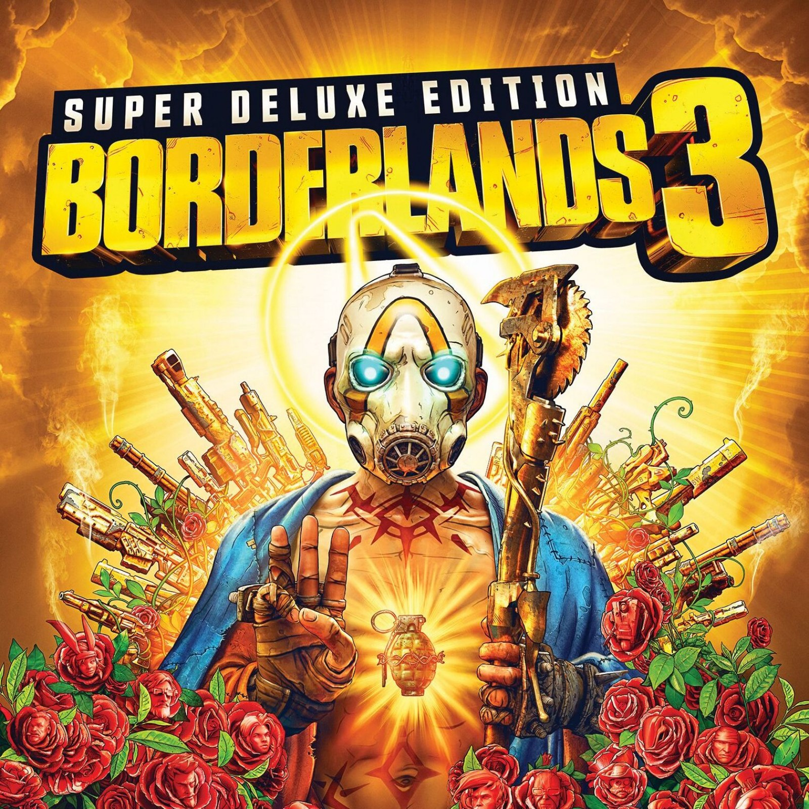 🔥 BORDERLANDS 3 SUPER DELUXE (MULTILANG) + BONUS