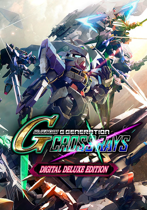 SD Gundam G Generation Cross Rays DELUXE ✅IN STOCK