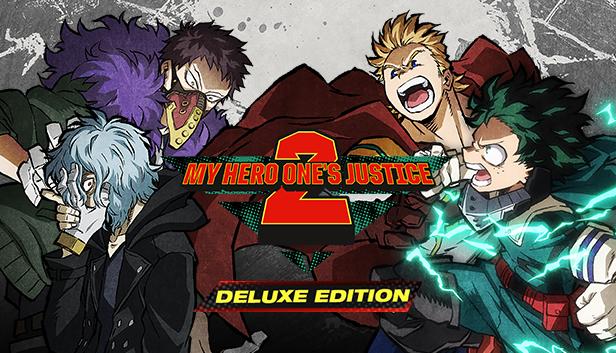 MY HERO ONE´S JUSTICE 2 DELUXE ✅ЛИЦЕНЗИЯ + БОНУС