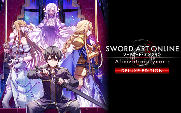 SWORD ART ONLINE ALICIZATION LYCORIS DELUXE ✅БОНУС