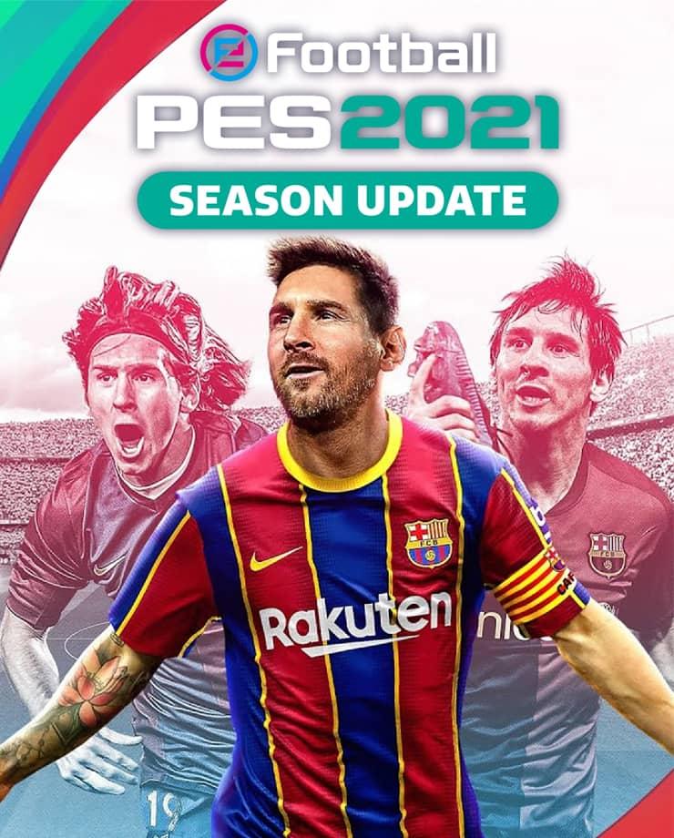 efootball pes 2021 season update standard ✅klyuch srazu 310 rur