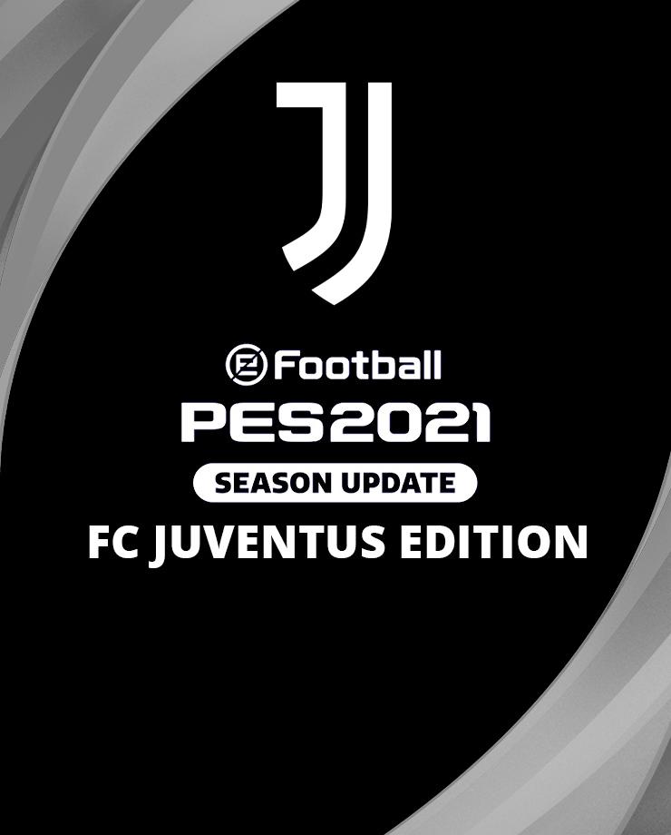 eFootball PES 2021 SEASON UPDATE JUVENTUS ✚ ПОДАРОК ✅