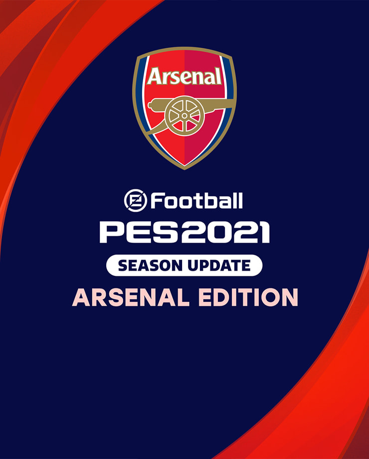 eFootball PES 2021 SEASON UPDATE ARSENAL EDITION ✅