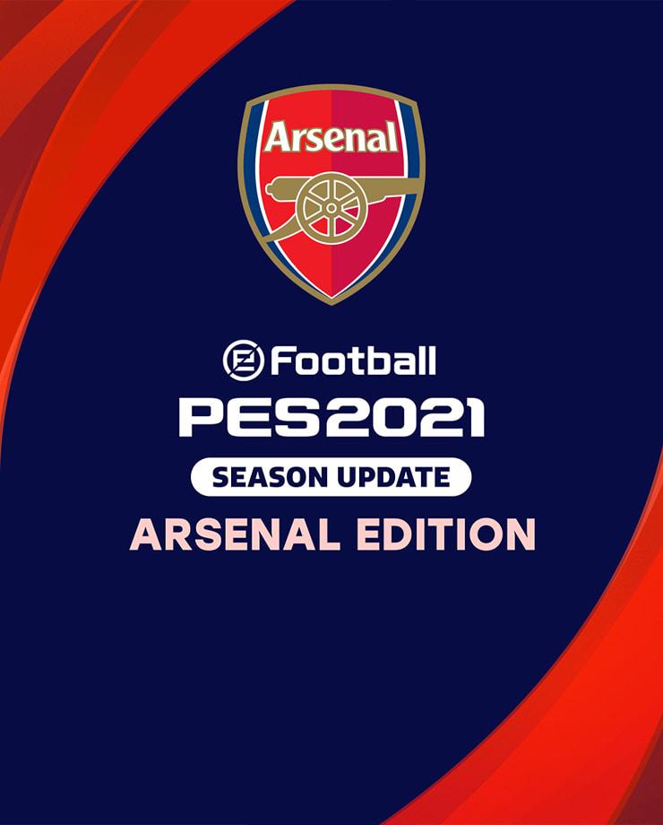 efootball pes 2021 season update arsenal edition✅ 337 rur