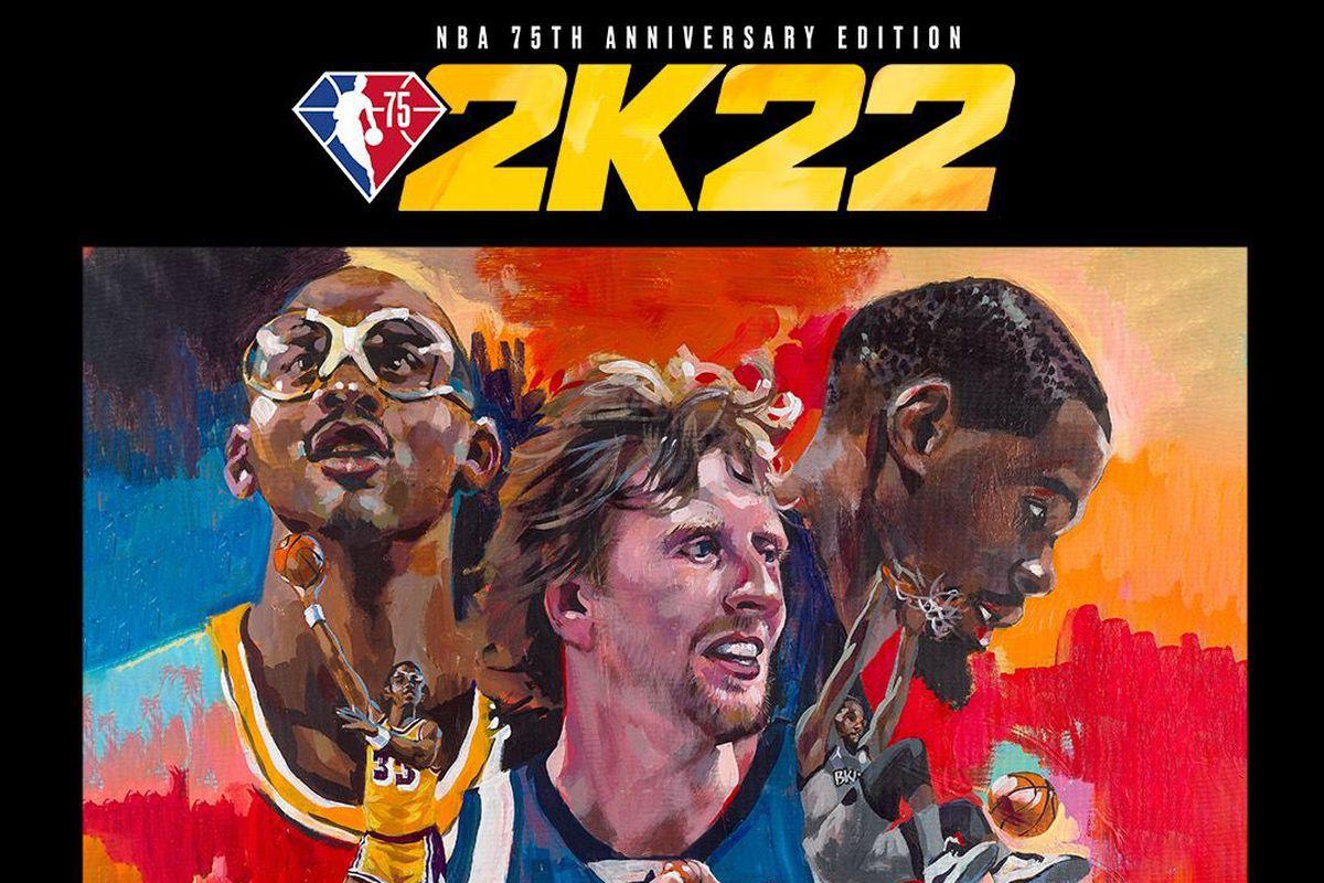 NBA 2K22 75TH ANNIVERSARY 💳БЕЗ КОМИССИИ И ПЕРЕПЛАТ✅