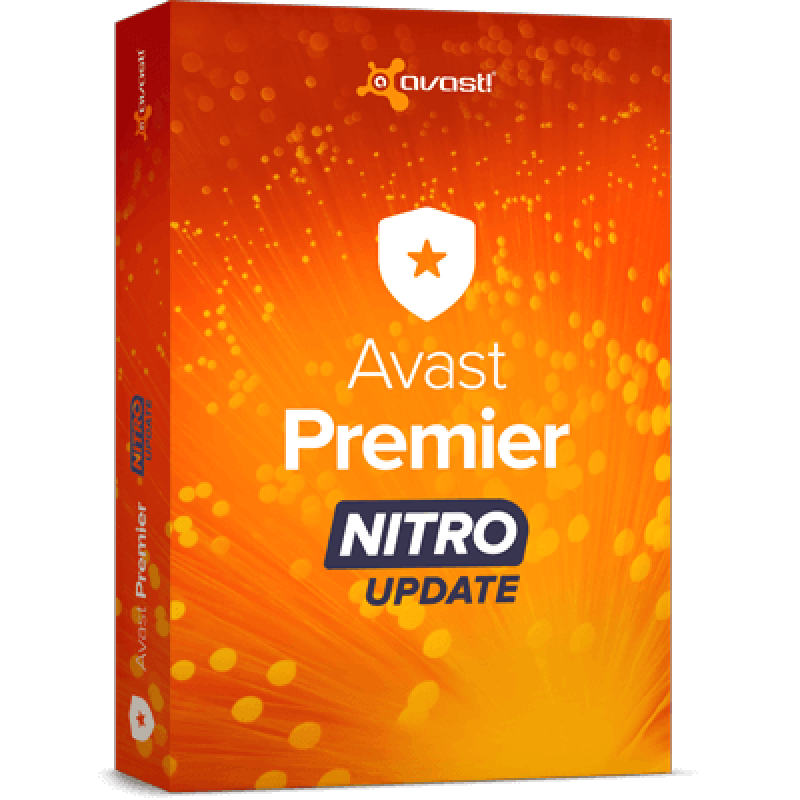 AVAST Premier 2018 - 3 years / 2 PCs - license