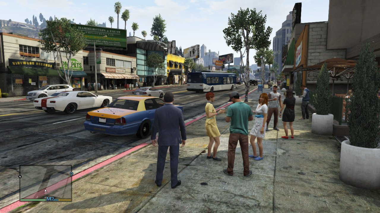 Grand Theft Auto V + Criminal Enterprise (RU+CIS)