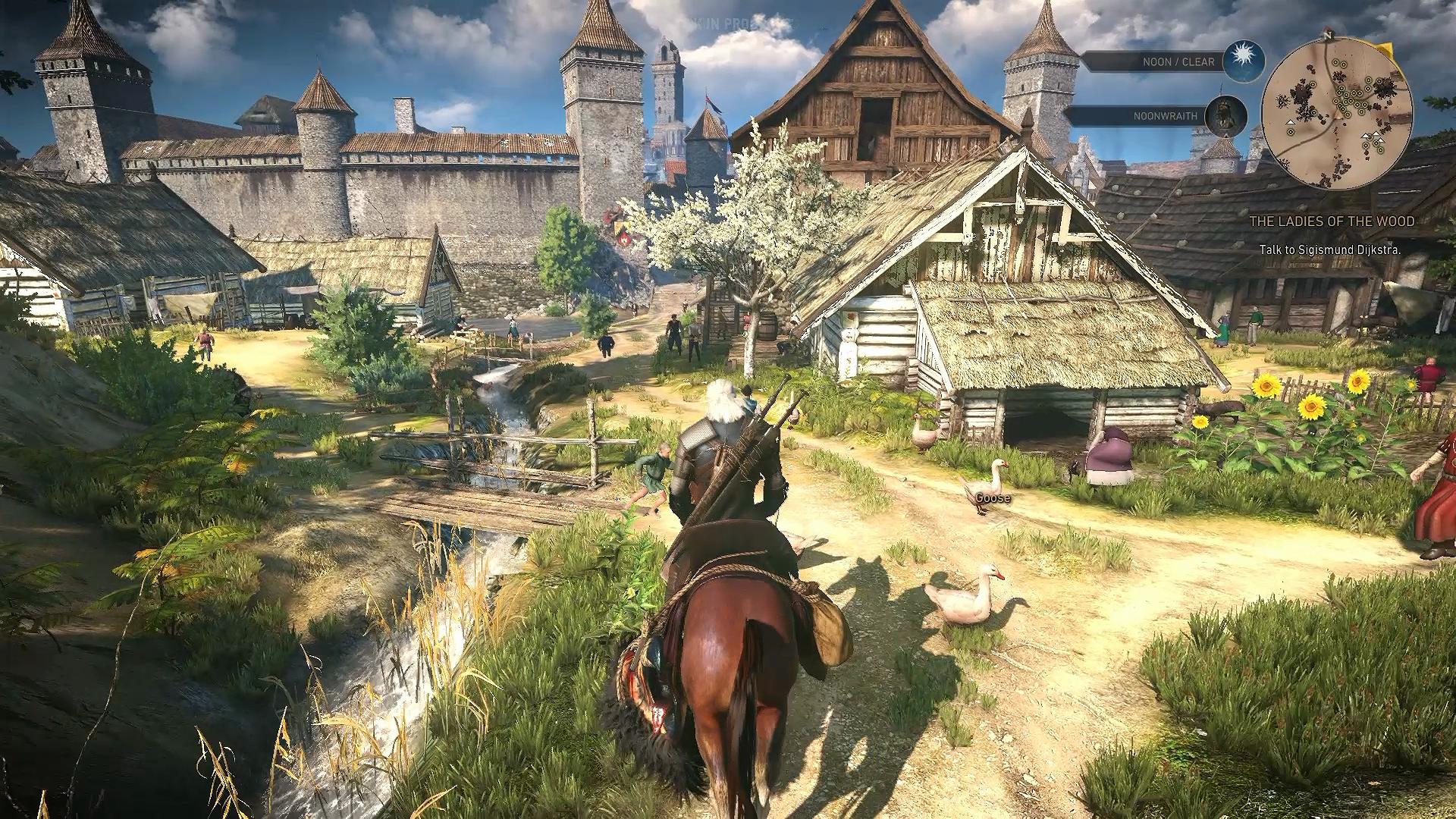 The Witcher 3: Wild Hunt - GOTY [Steam Gift] (RU+CIS)