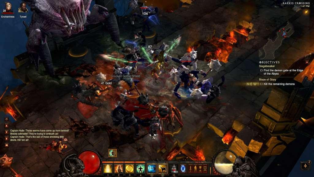 Diablo 3 battlechest eu battle. Net cd key.