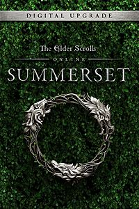 TES Online: Summerset (+Morrowind) Upgrade (Steam Key)