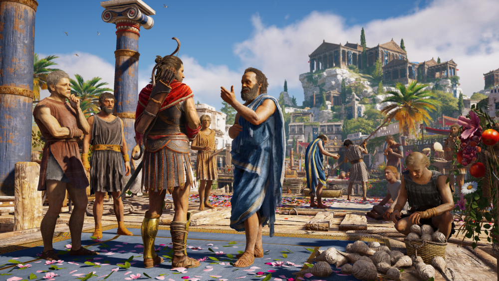 Assassin´s Creed Odyssey (Uplay CD-Key RU+CIS)