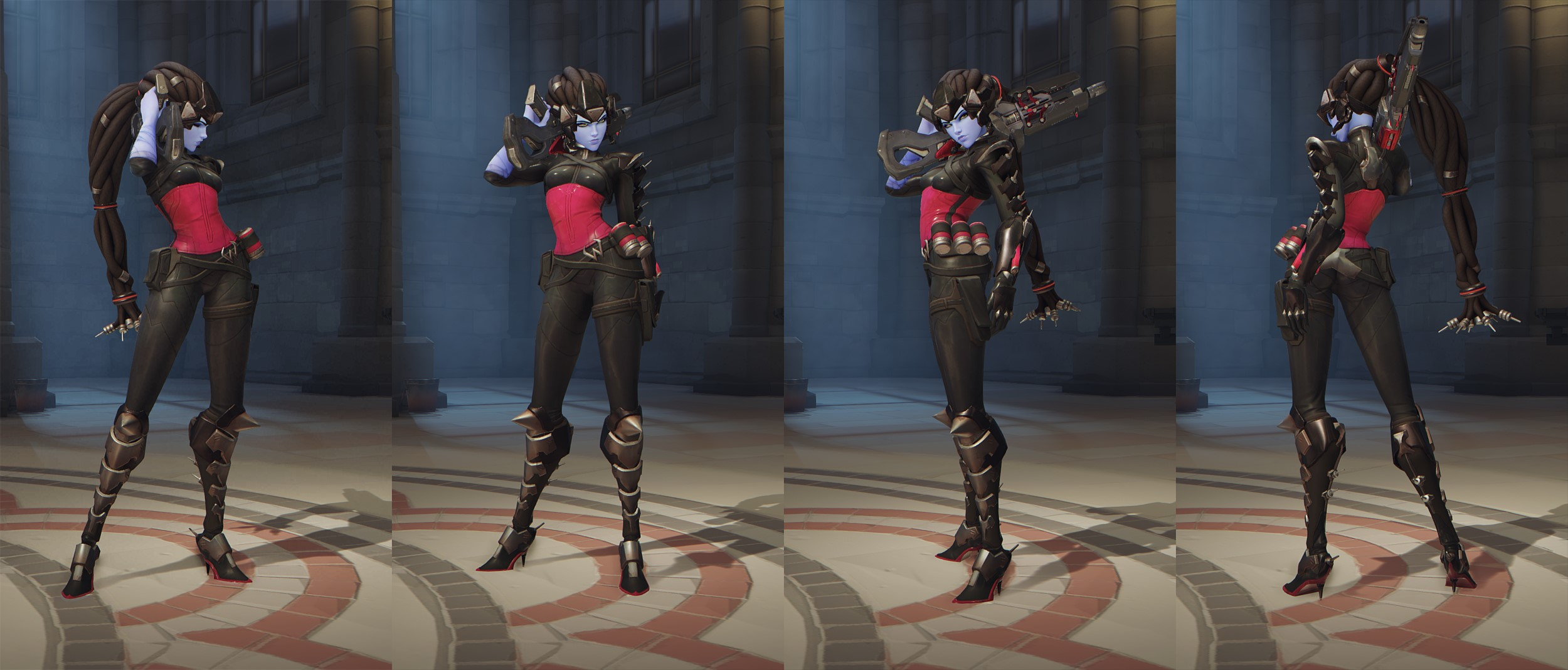 Widowmaker Noire Skin [Battle.net CD-Key]