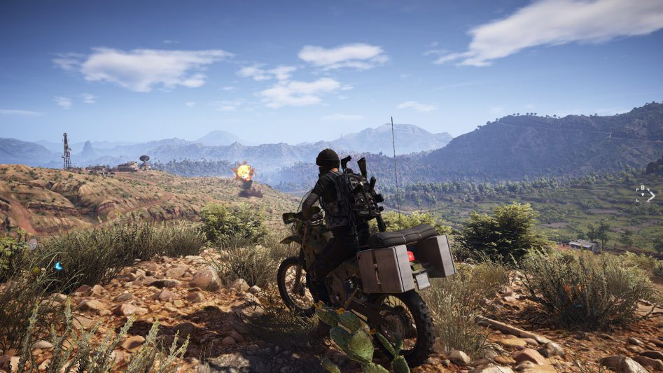 Tom Clancy's Ghost Recon Wildlands (Uplay RU+CIS)