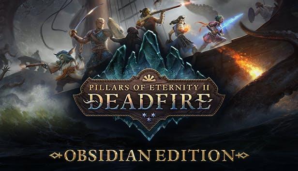 Pillars of Eternity II: Deadfire Obsidian Ed (Steam)