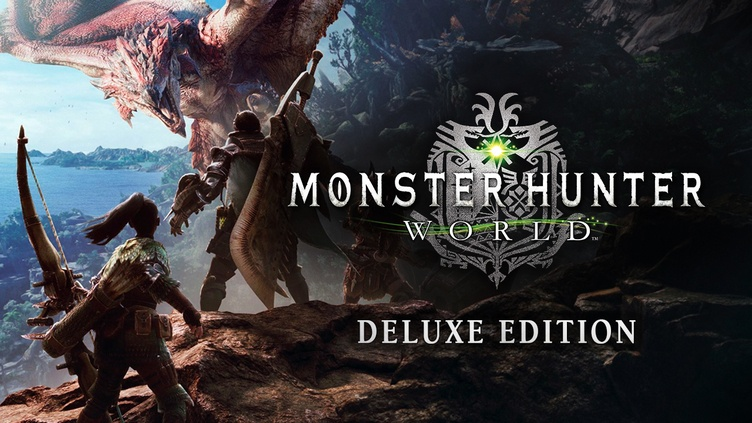 Monster Hunter: World Deluxe Edition (Steam Key RU+CIS)