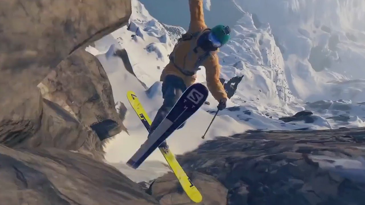 Steep (Uplay CD-Key RU+CIS)