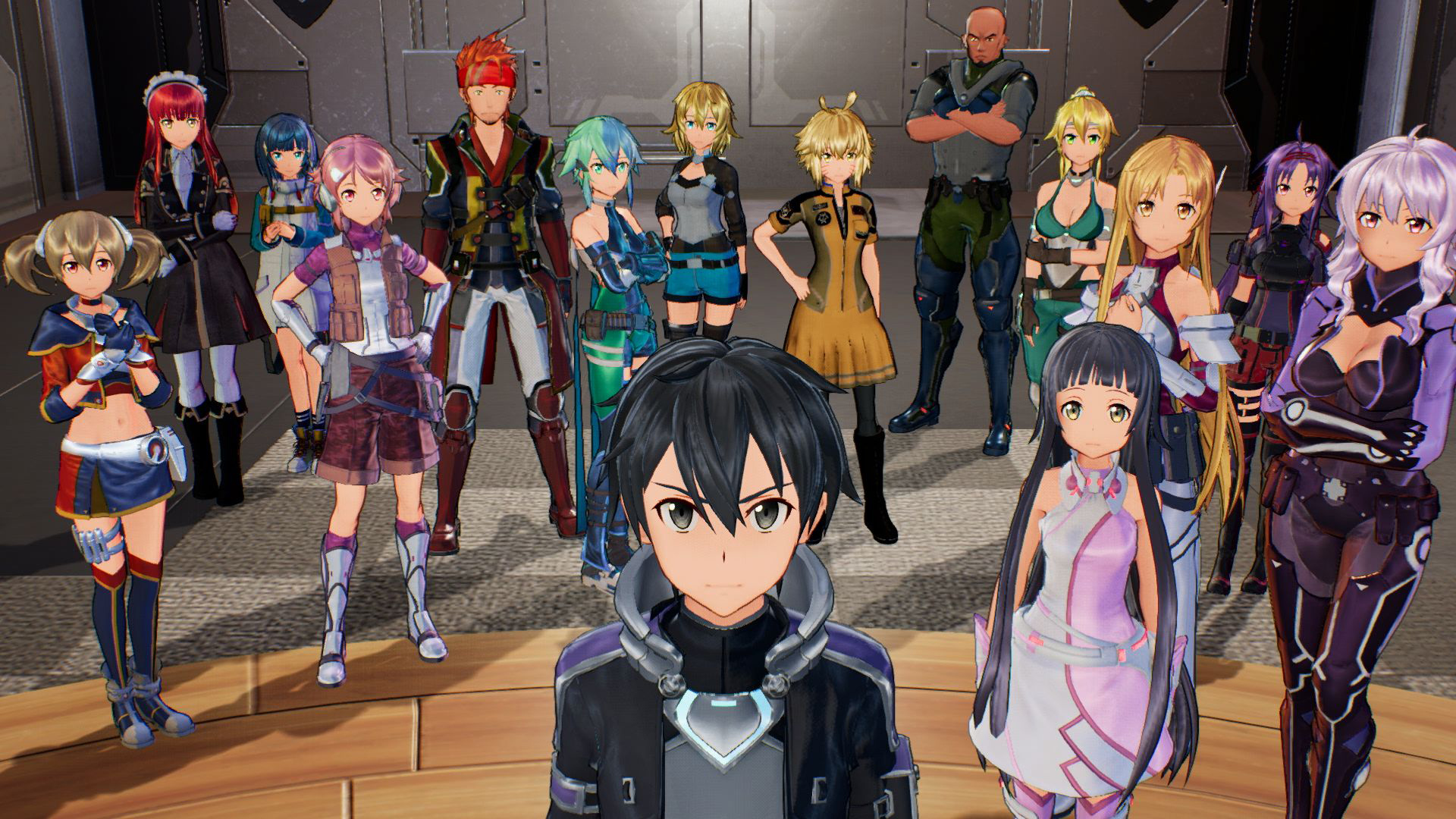 Sword Art Online: Fatal Bullet (Steam CD-Key RU+CIS)