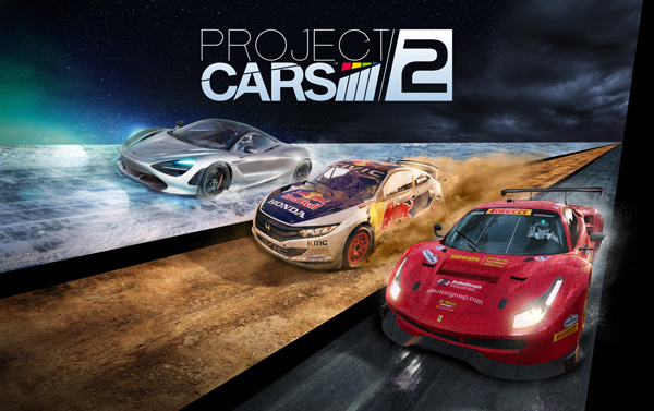 Project CARS 2 (Steam CD-Key RU+CIS)
