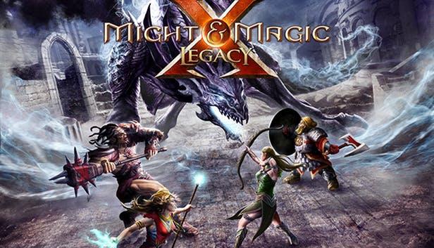 Might & Magic X - Legacy (Uplay CD-Key RU+CIS) 2019