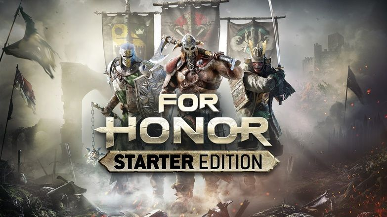 For Honor - Starter Edition (Uplay CD-Key RU+CIS)