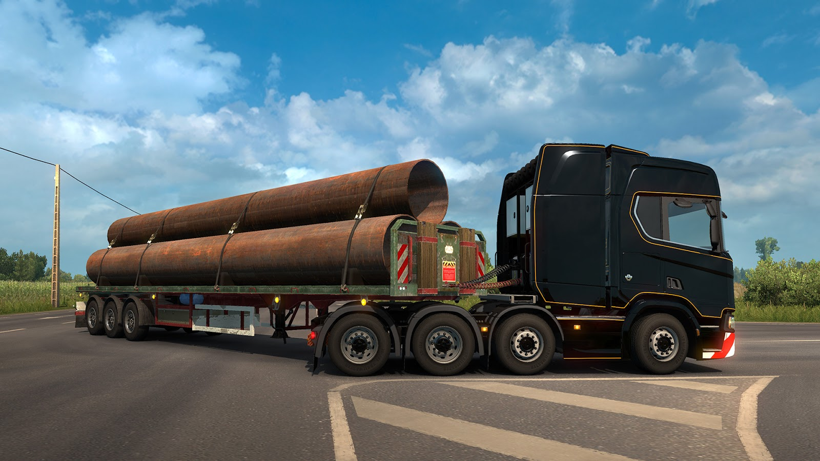 Euro Truck Simulator 2 (Steam Key RU+CIS) 2019