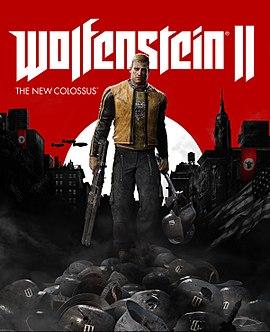 Wolfenstein II 2: The New Colossus (Steam Region free) 2019