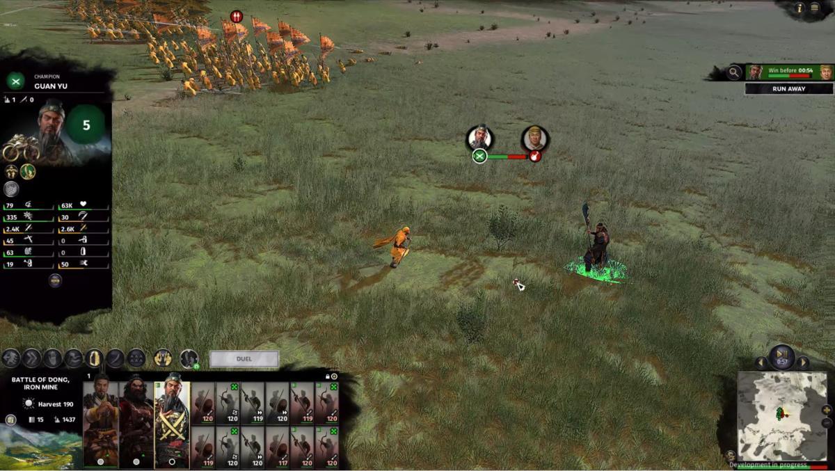 Total War: Three Kingdoms (Steam Key RU+CIS)